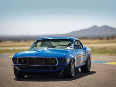 1969 Ford Mustang Boss 302 Trans Am | Monterey 2016 | RM Sotheby's
