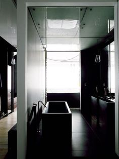 Bathroom in a New Zealand Loft by Fearon Hay, Remodelista