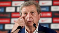 Roy Hodgson's First Words At Press Conference Are Embarrassing