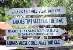 Who knew zoos could be such funny places? Check out these strange but funny signs spotted at zoos around the world.: 18 Hilarious Signs Spotted At The Zoo Animal Jokes, Funny Animals, Zoo Animals, Daily Funny, The Funny, Zoo Signage, Funny Images, Funny Pictures, Bing Images
