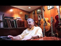 Interview with Rudy Pensa from Rudy´s Music in New York, SoHo. Probably the most beautiful guitarstore in the world today.