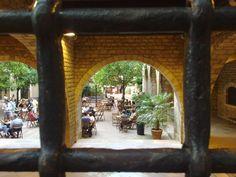Cafe d' estiu - Barcelona