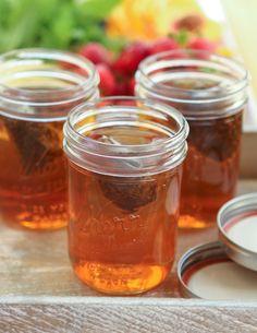 Thirsty For Tea Summertime Sun Tea
