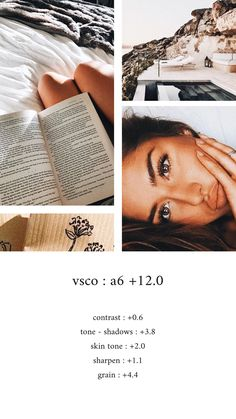 #vsco #filter #vscofiltera6 #selfie #beach #reading #book