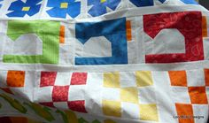 Grandma Town Row by Row Quilt  by Lori Miller Designs