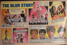 The Blur Story from Sunday Magazine
