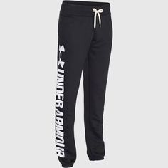 under armour joggers girls - Google Search