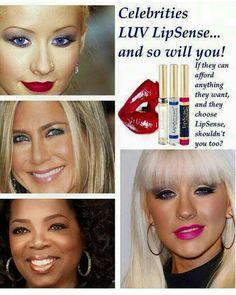 Hollywood Secret to the Stars! Lipsense and Shadowsense. Distributor ID: 334423 or Kissable Lips by Carla on fb Long Lasting Lip Color, Long Lasting Lipstick, Lip Sence, Senegence Makeup, Senegence Products, Beautiful Lips, Gorgeous Makeup, Beautiful Women, Up Girl