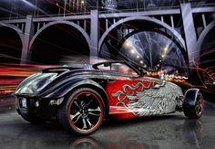 custom car paint jobs   Night Prowler ....   Flickr - Photo Sharing!