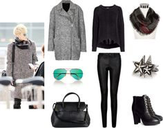 Outfit inspired by Exo-M's Tao, Airport Fashion