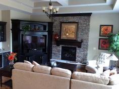 Parade of Homes starts Saturday! See our Home's Progress!