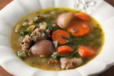 Spinach and Sausage Soup Recipe on Yummly