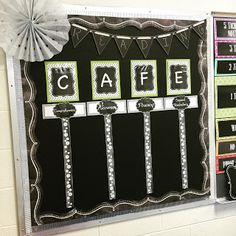Cafe Bulletin Board