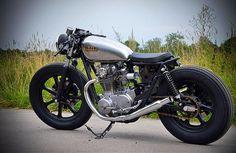 Yamaha xs650 cafe racer/ brat