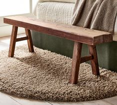 Reclaimed Wood Benches, Wood Dining Bench, Teak Wood, Diy Wood Bench, Reclaimed Wood Bedroom, Log Benches, Diy Bench Seat, Bench Decor, Entry Bench