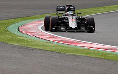 Fernando Alonso con el McLaren
