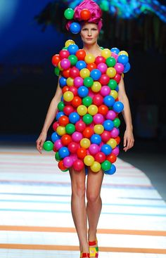 Weird Dresses