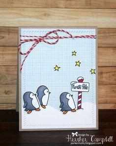 Parker&Molly: North Pole Penguins
