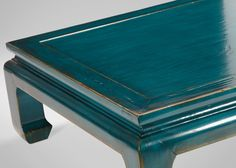 Dynasty Square Coffee Table - Ethan Allen