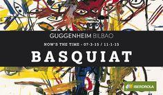 Jean-Michel BASQUIAT au Guggenheim de Bilbao