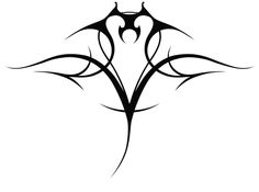 a beautifully modernised version of a standard Maohi tattoo. Twin Tattoos, Dove Tattoos, Bild Tattoos, Body Art Tattoos, Tribal Tattoos, Tatoos, Maneki Neko, Harmony Tattoo, Manta Ray Tattoos