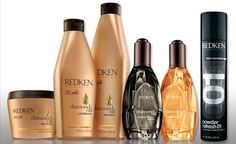 Redken Diamond Oil is the best! I use the shampoo, conditioner and deep conditioner. Heard the oil is great too.