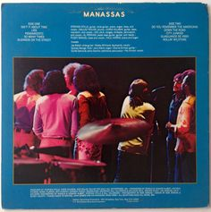 Stephen Stills Manassas Down The Road LP Vinyl by ThisVinylLife