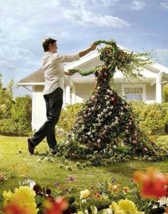 #topiary dancer                                                       …