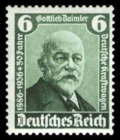 Gottlieb Daimler:http://d-b-z.de/web/2014/03/17/gottlieb-daimler-auto-mercedes-briefmarken/