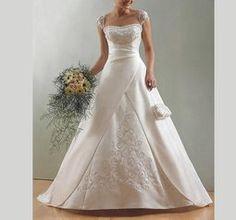 DMU DressMeUp - Klassiska brudklänningar