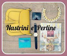 Today essential. #nastrinieperline #nastrinieperlineshop #frascati #ciampino #marino #albanolaziale #grottaferrata #roma #fashion #fashionblogger #ioindossonastrinieperline #cute #cuteshop #solocosecarine#solocosebelle #outfit #outfitoftheday #ootd #glamour #tagsforlikes #instafashion #stile #style #streetstyle  #picoftheday #instafashionist #yellow #makeup by nastrinieperlineshop