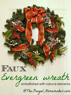 Burlap Poinsettias and Sleigh Holiday 2013 Faux Wreath #0: cce9b223c31bf278dd6bd4f3e719b651