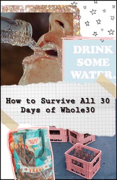 How To Survive All 30 Days of Whole30