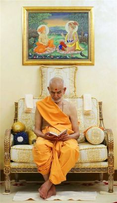 Happy New Year Mahant Swami 46