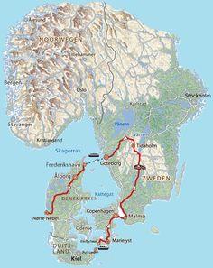 15-daagse rondreis Zweden en Denemarken · Pharos Reizen