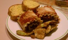 Fried Zuccini Lasagna Rolls - dont fry but bake use zuchini instead of pasta