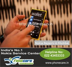 Seeking for Nokia  Repair Center repair center in Andheri (east) and likewise all accross Mumbai. Right here is the place Give us a call on 9821018006