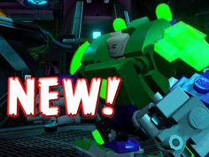 LEGO BATMAN 3 - BEYOND GOTHAM - SDCC 2014 PANEL REVEALS!