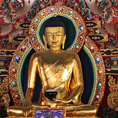 Bouddha Gotama Shakyamuni