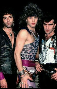 #80's #rock BON JOVI