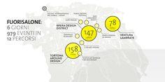 Tutti gli eventi del Fuori Saloni per vivere al 100% la Milano Design Week 2014 http://fuorisalone.it/2014/