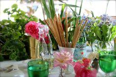 Italian Garden Table
