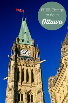 Things to do in Ottawa Free Things to do in Ottawa - plenty of must-see attractions available year round for family fun!Free Things to do in Ottawa - plenty of must-see attractions available year round for family fun! Ottawa Canada, Ottawa Ontario, O Canada, Canada Trip, Alberta Canada, Quebec Montreal, Quebec City, Visitar Canada, Ottawa Tourism