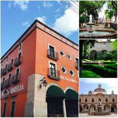 A sólo unos pasos descubrirás hermosas edificaciones típicas de una ciudad colonial #SéBienvenidoAquí #FelizLunes