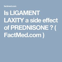 how to help the side effects of prednisone