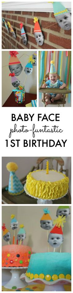 Baby Faces Photo The