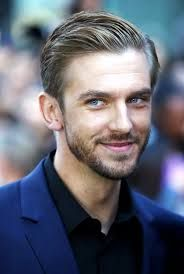 Oh Dan Stevens....when you have a beard I get all mushy inside.
