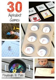 This is a great way website that has multiple games to help teach the alphabet. There are thirty different games that range from: letter sorting, letter toss, treasure hunts, and personalizing alphabet books. The variety of so many games creates a bigger opportunity for learning of all the students.-Heather Hellenbrand
