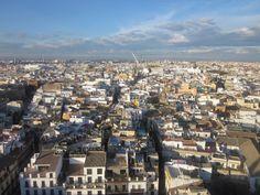 Sevilla desde el cielo