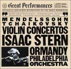 Precision Series Stern/Ormandy - Mendelssohn/Tchaikovsky